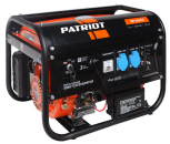 Бензиновый генератор PATRIOT GP 3510E в Туле