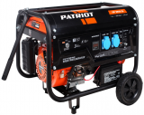 Бензиновый генератор PATRIOT GP 3810LE в Туле