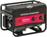 Бензиновый генератор Briggs&Stratton Sprint 2200A в Туле