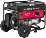 Бензиновый генератор Briggs&Stratton Sprint 6200A в Туле